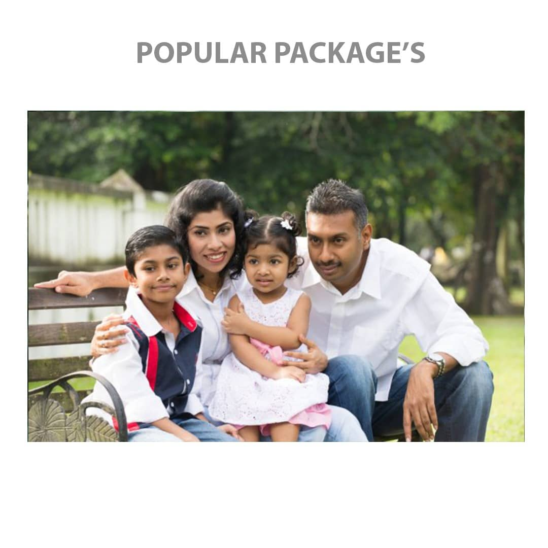 Popular Packages